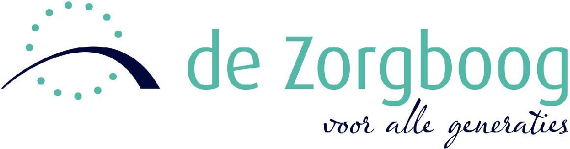 De zorgboog logo