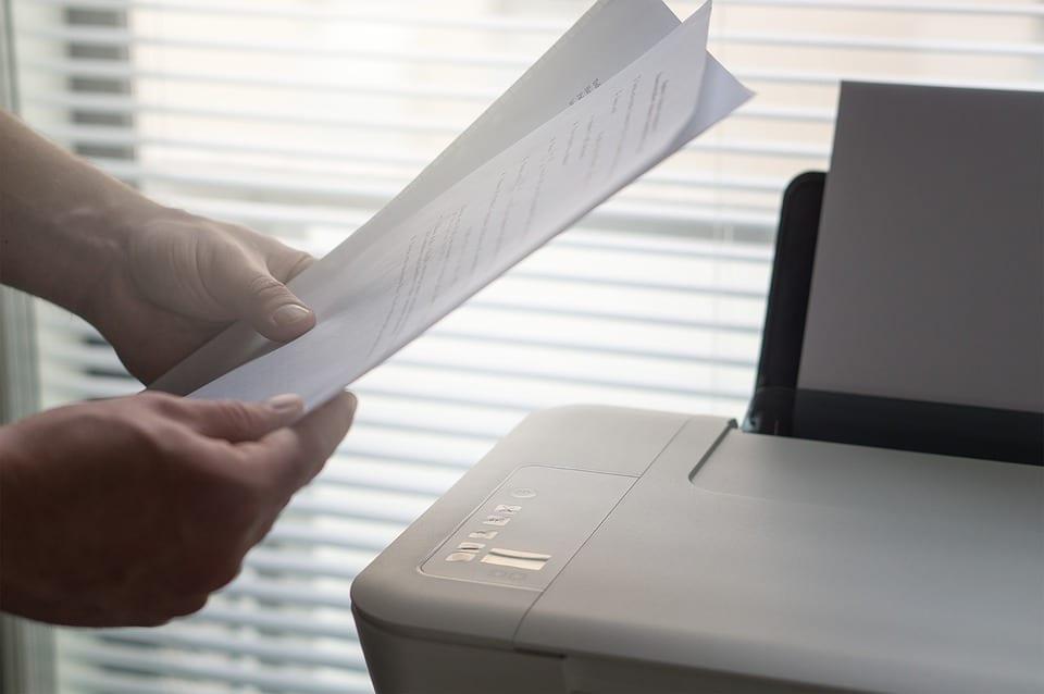Printer hacken