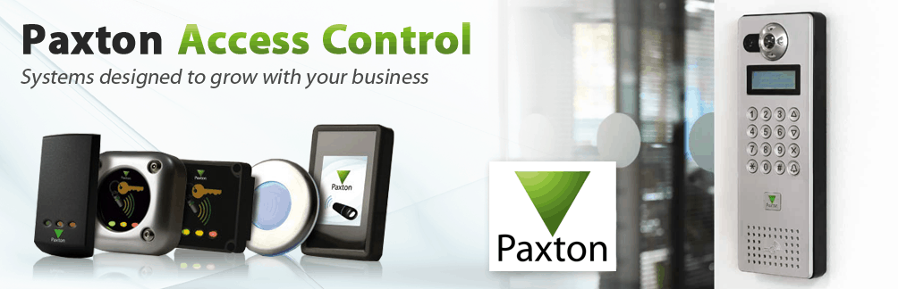 Paxton intercom